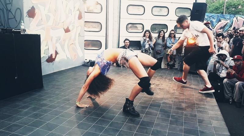 HipHop Twerk Show videos, fotos