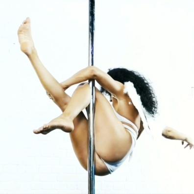 Artistic Contemporary Poledance