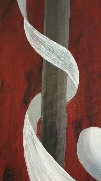 Silk on Pole